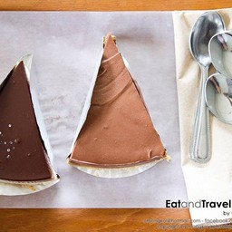 เมนูของร้าน Eighteen Below Ice Cream หัวหิน