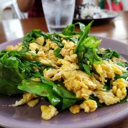 เมนูของร้าน KRAM Cafe & Thai Kitchen