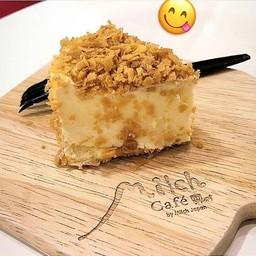 Double Cheesecake