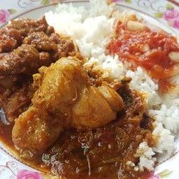 ข้าวแกงอินเดีย พาหุรัด