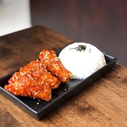 Namu Korean Fried Chicken