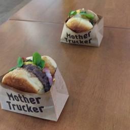เมนูของร้าน Mother Trucker Burger