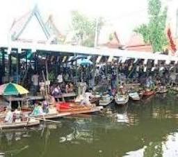 ตลาดน้ำวัดสะพาน