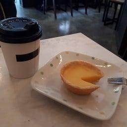 เมนูของร้าน Ansel & Elliott • Analog Cafe