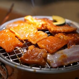 Sukishi Korean Charcoal Grill ศูนย์การค้าบลูพอร์ต หัวหิน