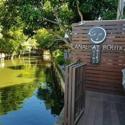 บรรยากาศ Aiim's Tales Canal Boutique House