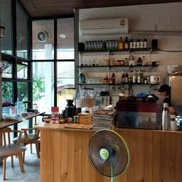 บรรยากาศ Marocchino Espresso Bar