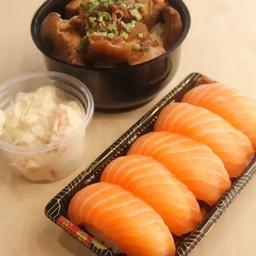 เมนูของร้าน โมเระ ซูชิทูโก (MoReSushi2go)
