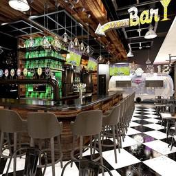 Brew House Sports Bar & Grill Bangkok อารีย์