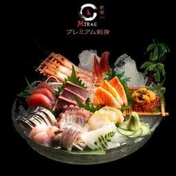 Mirae sushi บางแสน