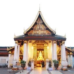 สถานที่ประดิษฐานพระพุทธมหาวชิรอุตตโมภาสศาสดา (พระพุทธรูปเขาชีจรรย์)