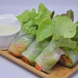 เมนูของร้าน AI Salad