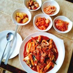 Ajumma Korean restaurant