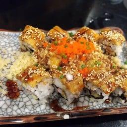 เมนูของร้าน Daruma Sushi ซอยอุดมสุข 50