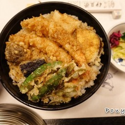 ¥1,620 Tempuraกุ้ง+ปลา+ผัก