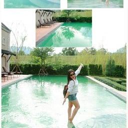 สระว่ายน้ำรวม