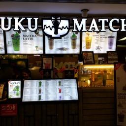 หน้าร้าน Fuku Matcha เซ็นทรัลลาดพร้าว