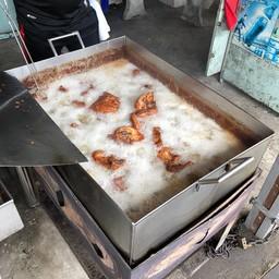 เมนูของร้าน มูฮำหมัดไก่ทอดรสเด็ด