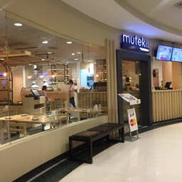 หน้าร้าน Muteki By Mugendai CRC Tower
