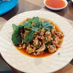 ครัวนางฟ้า อาหารไทยอิสาน