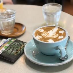 Totti Coffee Suvanabhumi
