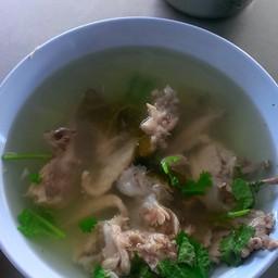 น้ำซุปผักกาดดอง