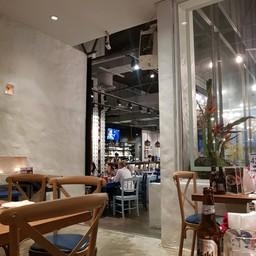 บรรยากาศ Capri Restaurant Asiatique The Riverfront