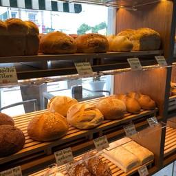 เมนูของร้าน ขนมปังฝรั่งเศส หัวหิน