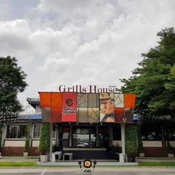 หน้าร้าน Grills House