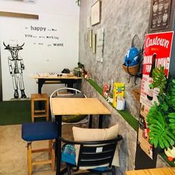 บรรยากาศ Volk Café กาแฟมหาชน