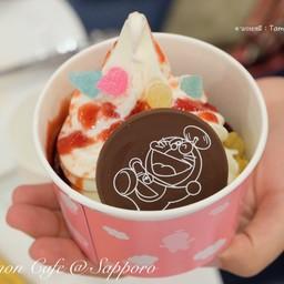 Doraemon Cafe Wakuwaku Skypark