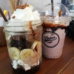 เมนูของร้าน Timber Cafe Thailand