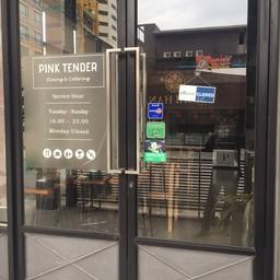Pink Tender