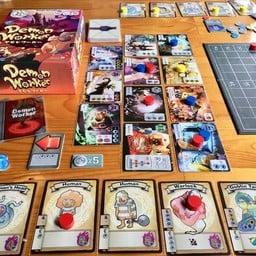 Box & Brew Café and Board Games