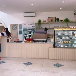 บรรยากาศ Latte Coffee House จันทบุรี