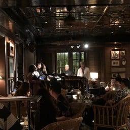 The Bamboo Bar Mandarin Oriental, Bangkok