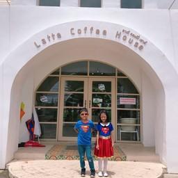 หน้าร้าน Latte Coffee House จันทบุรี
