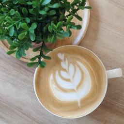 ลายสวยก็ทำให้กาแฟอร่อยขึ้น