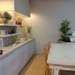 บรรยากาศ Living room homemade cafe