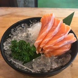 เมนูของร้าน ดิบดี Sushi Cafe