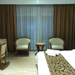 โรงแรมซีบีดี