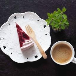 Rasberry Swirl Cheese Cake