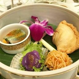 เมนูของร้าน Author's Lounge Mandarin Oriental
