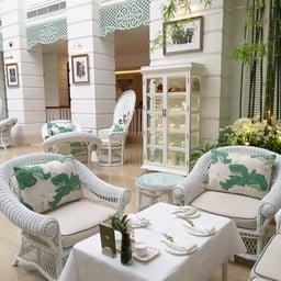 บรรยากาศ Author's Lounge Mandarin Oriental