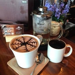 Craft house cafe'