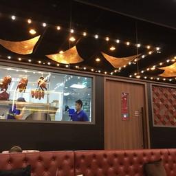 บรรยากาศ Four Seasons Chinese Restaurant เมกา บางนา