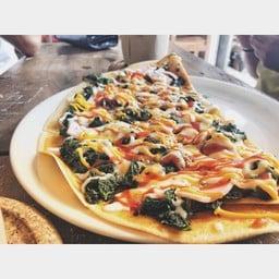Pizze Crape