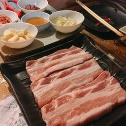 หมูสามชั้นเกาหลี