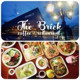 The Brick Coffee & Restaurant เดอะบริค ท่าอิฐ ท่าอิฐ Tha-it
