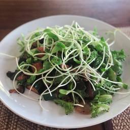 Grilled & Fresh Vegetables Salad